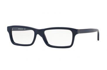 793c6f21257 Burberry BE2187 Bifocal Prescription Eyeglasses 3514-53 - Blue Frame