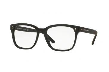 2f04931e2eb Burberry BE2225F Eyeglass Frames 3001-55 - Black Frame