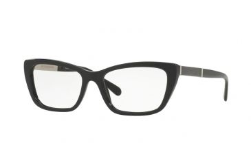 53c8c9d25c Burberry BE2236 Eyeglass Frames 3001-52 - Black Frame