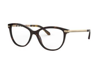 6a1826a67193 Burberry BE2280 Prescription Eyeglasses 3002-54 - Dark Havana Frame