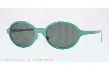 Burberry BE3069 Single Vision Prescription Sunglasses BE3069-117771-52 - Lens Diameter 52 mm, Lens Diameter 52 mm, Frame Color Green