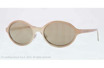 Burberry BE3069 Single Vision Prescription Sunglasses BE3069-11855A-52 - Lens Diameter 52 mm, Lens Diameter 52 mm, Frame Color Brown
