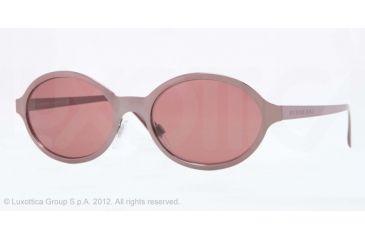 Burberry BE3069 Single Vision Prescription Sunglasses BE3069-118675-52 - Lens Diameter 52 mm, Lens Diameter 52 mm, Frame Color Bordeaux