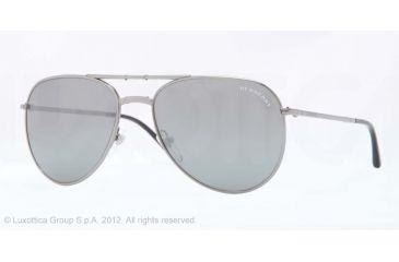 Burberry BE3071 Single Vision Prescription Sunglasses BE3071-10036G-57 - Lens Diameter 57 mm, Lens Diameter 57 mm, Frame Color Gunmetal