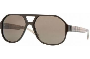 Burberry BE4091 Sunglasses - Brown Brown BE4091-3081-3-5915