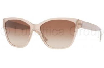 Burberry BE4109 Bifocal Prescription Sunglasses BE4109-329513-5716 - Lens Diameter 57 mm, Frame Color Sand