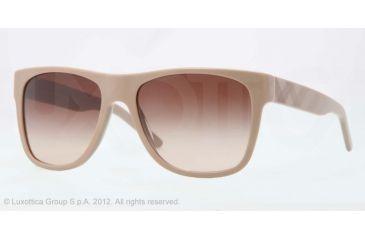 Burberry BE4112M Bifocal Prescription Sunglasses BE4112M-337613-56 - Lens Diameter 56 mm, Lens Diameter 56 mm, Frame Color Hazelnut