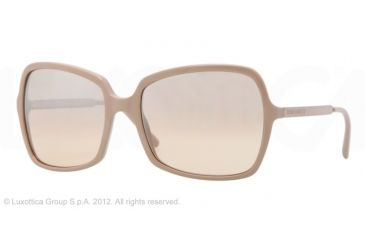 Burberry BE4127 Bifocal Prescription Sunglasses BE4127-32813D-57 - Lens Diameter 57 mm, Frame Color Nude