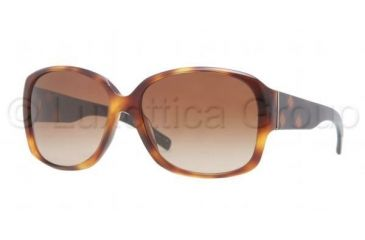 Burberry BE4128 Progressive Prescription Sunglasses BE4128-331613-5916 - Lens Diameter 59 mm, Frame Color Havana