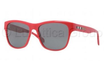 2a9da7aef593 Burberry BE4131 Progressive Prescription Sunglasses BE4131-336487-5617 -  Lens Diameter 56 mm,