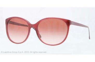 Burberry BE4146 Single Vision Prescription Sunglasses BE4146-340213-55 - Lens Diameter 55 mm, Lens Diameter 55 mm, Frame Color Bordeaux