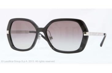 Burberry BE4153Q Progressive Prescription Sunglasses BE4153Q-300111-58 - Lens Diameter 58 mm, Frame Color Black