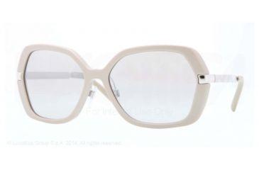 Burberry BE4153Q Progressive Prescription Sunglasses BE4153Q-34506V-58 - Lens Diameter 58 mm, Frame Color Beige