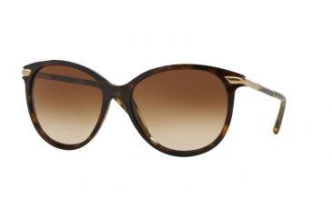 fe0c14abe4c1 Burberry BE4186 Sunglasses 300213-58 - Dark Havana Frame