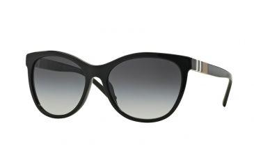 Burberry BE4199 Sonnenbrille Schwarz 30018G 58mm aAYlQ