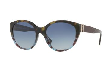 60a645c7b3 Burberry BE4242F Progressive Prescription Sunglasses BE4242F-36364L-55 -  Lens Diameter 55 mm