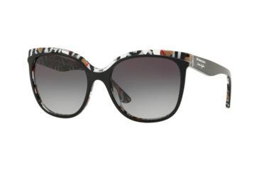 9692e75b14 Burberry BE4270 Prescription Sunglasses BE4270-37298G-55 - Lens Diameter 55  mm