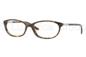 Burberry NUDE BE2103 Eyeglass Frames 3002-5116 - Dark Tortoise