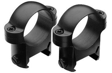 Burris 30mm Zee Rings high Black Matte