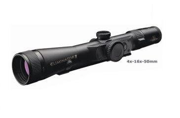 Burris 174 4 16x50mm Eliminator Iii Ballistic Laserscope
