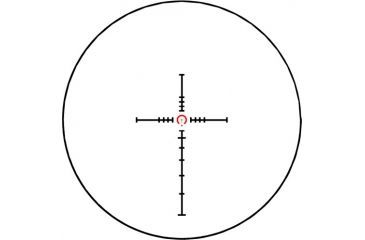 XTR Ballistic Reticle
