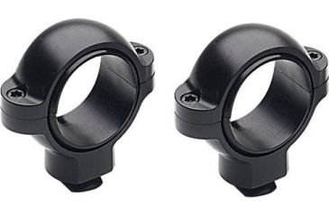 Burris Signature 1'' Double Dovetail Riflescope Mount Rings