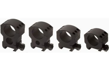 Burris Xtreme Tactical Picatinny Style Rail 1'' Weapon Rings