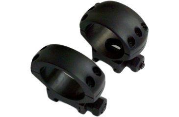 Burris Xtreme Tactical 34mm Diameter Riflescope Rings, Pair, Medium, 1/2in High, 6x4 420191