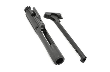 5-Bushmaster XM-15 Complete Upper w/Bolt 300 AAC Blackout Flat Top M4-Profile 16 in.Barrel w/ Rifle Length Quad Rail (7 in. Pistol Length Gas Tube) Pre-Ban