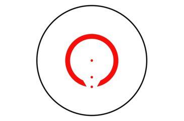19-Bushnell AR Optics Riflescope 1-4x24 mm