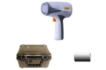 3-Bushnell Speedster II Radar Speed Gun - Handheld Cordless 101900