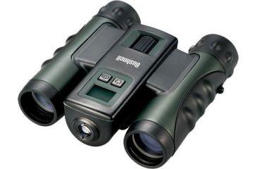 Bushnell VGA 10x25 Outdoor Imageview Digital Binoculars w/ Inset LCD 111211G