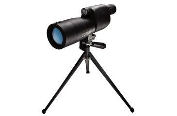 Bushnell 18-36x50mm Sentry Porro Prism Spotting Scope, Black 783618