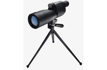 Bushnell 18-36x50mm Sentry Porro Prism Spotting Scope, Camo Brown 783718