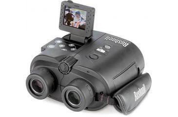 Bushnell InstantReplay 3.2 MP Digital Binocular 8x32 LCD 180833