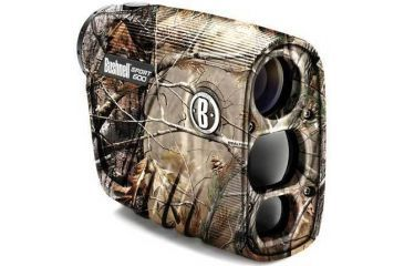 Bushnell 4x Bowhunter Chuck Adams Edition, Bow Mode, RTAP Laser Rangefinders 202204