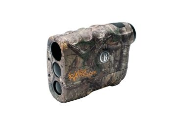 Bushnell 4x20 Bone Collector Range Finder, Realtree Xtra, LRF, RT, Vertical, Clam Pack 192258