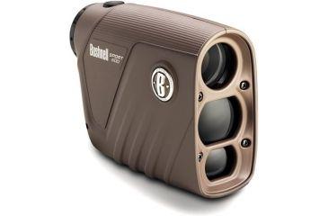 Bushnell 4x20mm Sport 600 Series Laser Rangefinder - Brown 202201