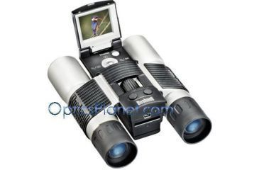 Bushnell 8x30 ImageView Digital Binoculars LCD 1.3 Megapixel Camera 110830