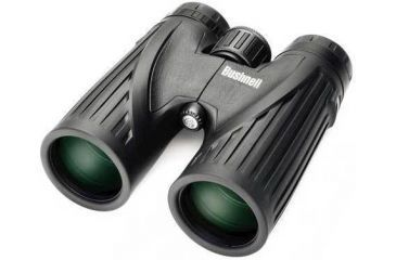 Bushnell 8x42 Legend Ultra HD Binoculars Black Roof, Rain Guard HD, ED Glass, UWB 198042
