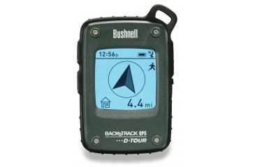 Bushnell BackTrack D-Tour GPS Personal Locator 360310