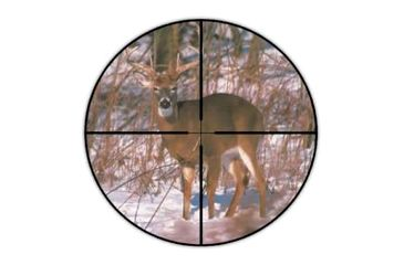 Bushnell Elite 6500 Fine Multi-X Reticle