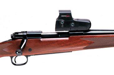 HOLOsight on a rifle