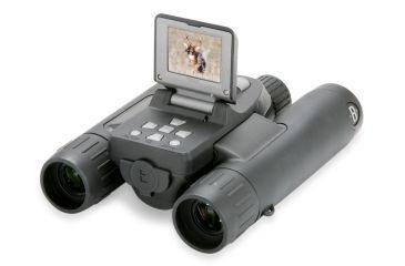 Open Box Dealer Demo, Bushnell ImageView 8x30 PLUS 2.1 Mega Pixels Digital Camera Binoculars SD/MMC slot 118321
