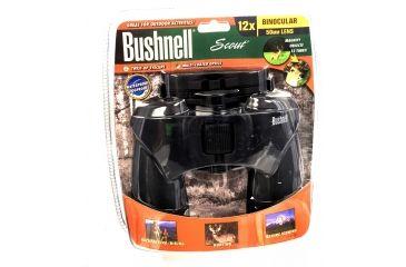 Bushnell Scout Black Binoculars