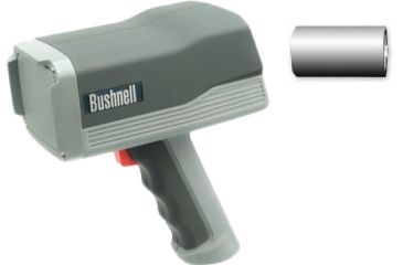 Bushnell Speedster III Radar Gun w/ C Batteries, Tripod Mountable 101921-KIT1
