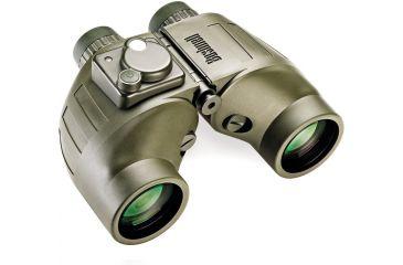 Bushnell Tactical 7x50 Binoculars (Military Binocular w/ built-in Compass) 280750