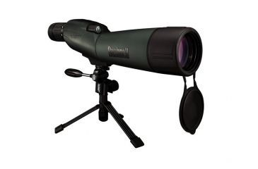 Bushnell Trophy XLT 20-60x65 Spotting Scope with Tripod and Cover open 786520