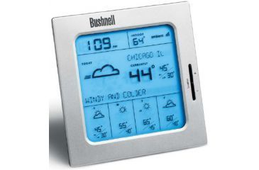 Bushnell Weather-FX 5-Day Wireless Weather Forecaster w/out alarm