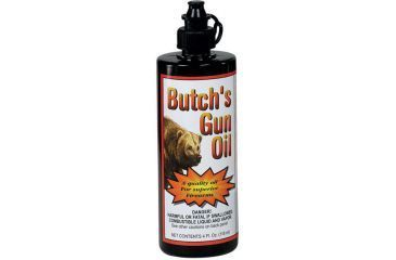 Butch's Gun Care Bench Rest Gun Oil for Firearm Protect 02948